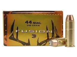 FUSION Ammunition 44 MAG 240 GR 20 CT. BOX