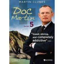 DVD BOX SET DVD DOC MARTIN