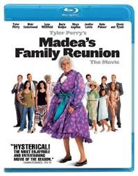 BLU-RAY MOVIE Blu-Ray MADEAS FAMILY REUNION