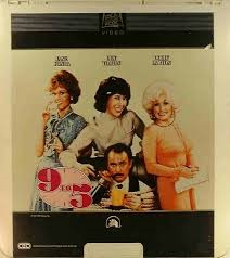 CED Vintage Movie & Photography 9 TO 5