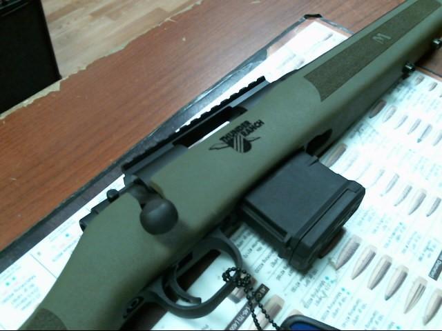 MOSSBERG Rifle MVP THUNDER RANCH