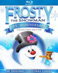 BLU-RAY MOVIE Blu-Ray FROSTY THE SNOWMAN COLLECTORS EDITION