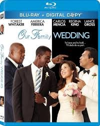 BLU-RAY MOVIE Blu-Ray OUR FAMILY WEDDING