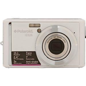 POLAROID Digital Camera IS326 DIGITAL CAMERA