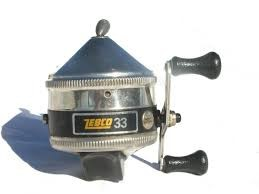 ZEBCO Fishing Rod & Reel 33