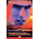 BLU-RAY MOVIE Blu-Ray DAYS OF THUNDER