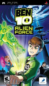 SONY Sony PSP Game PSP BEN 10 ALIEN FORCE