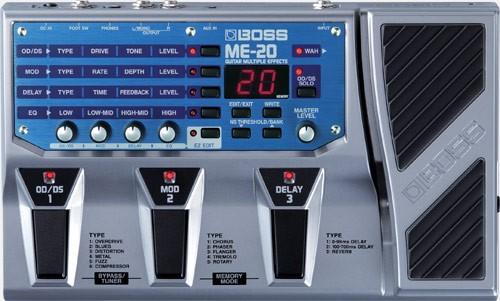 BOSS Effect Equipment ME-20