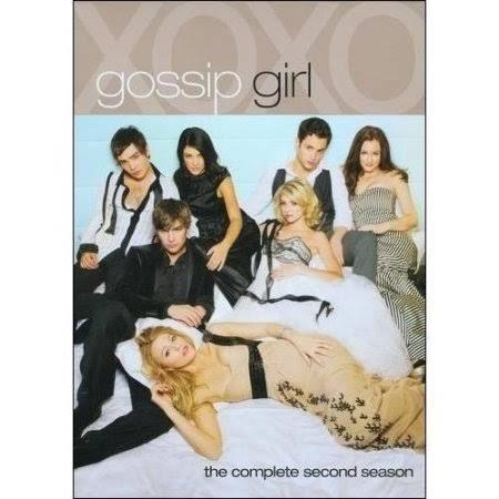 DVD BOX SET DVD GOSSIP GIRL THE COMPLETE 2ND SEASON