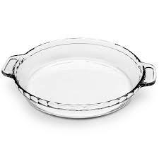 ANCHOR OVENWARE Glassware DEEP PIE PLATE