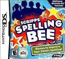 NINTENDO Nintendo DS Game SCRIPPS SPELLING BEE