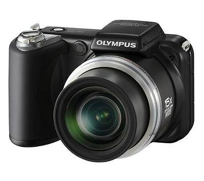 OLYMPUS Digital Camera SP-600UZ