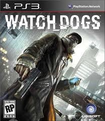 SONY Sony PlayStation 3 Game WATCH DOGS - PS3