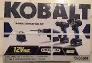 KOBALT TOOLS Cordless Drill 0672826