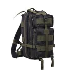 ROTHCO Outdoor Sports MEDIUM TRANSPORT PACK BLK/OD