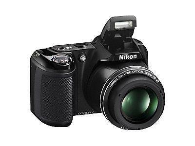 NIKON Digital Camera COOLPIX L330