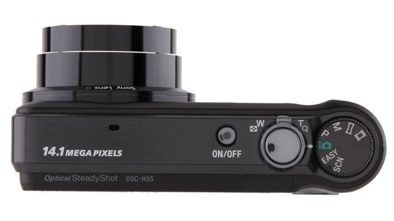 SONY Digital Camera DSC-H55