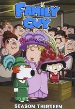 FAMILY GUY SEASON THIRTEEN DVD