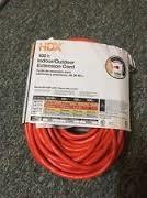 HDX Shop Equipment 100FT EXTENSION CORD