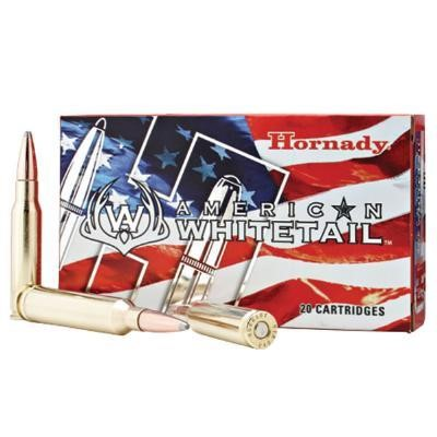 Hornady - American Whitetail - 270 WIN - 130 GR Interlock