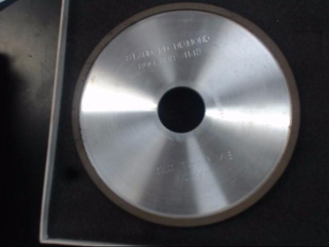 STANDARD DIAMOND Shaper D150 R100 B 1/16