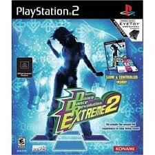 SONY Sony PlayStation 2 Game DANCE DANCE REVOLUTION EXTREME 2