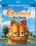BLU-RAY MOVIE Blu-Ray GARFIELD THE MOVIE