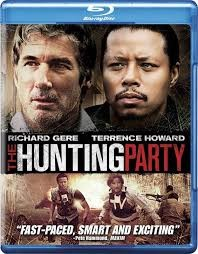 BLU-RAY MOVIE Blu-Ray THE HUNTING PARTY