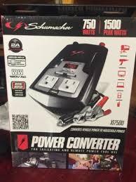 SCHUMACHER POWER CONVERTER X175DU