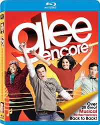 BLU-RAY MOVIE Blu-Ray GLEE ENCORE