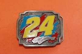 NASCAR Belt 24 BELT BUCKLE