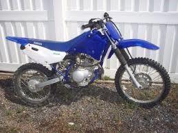 2005 YAMAHA MOTORCYCLE TTR-125