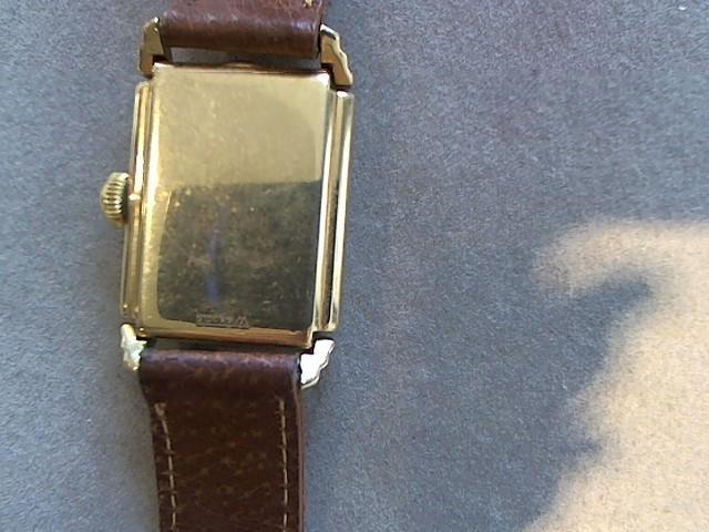 JAEGER-LECOULTRE Gent's Wristwatch TANK