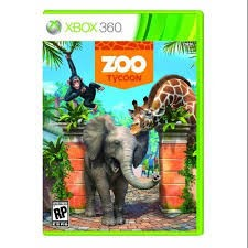 MICROSOFT XBOX ONE ZOO TYCOON GAME