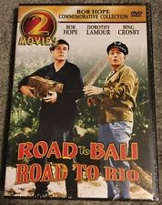 DVD BOX SET ROAD TO BALI/ROAD TO RIO