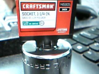 CRAFTSMAN Sockets/Ratchet 945905