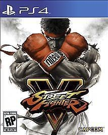 SONY Sony PlayStation 4 Game STREET FIGHTER V - PS4