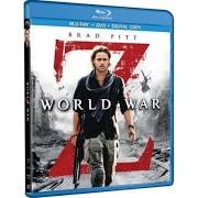 BLU-RAY MOVIE Blu-Ray WORLD WAR Z