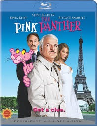BLU-RAY MOVIE Blu-Ray THE PINK PANTHER