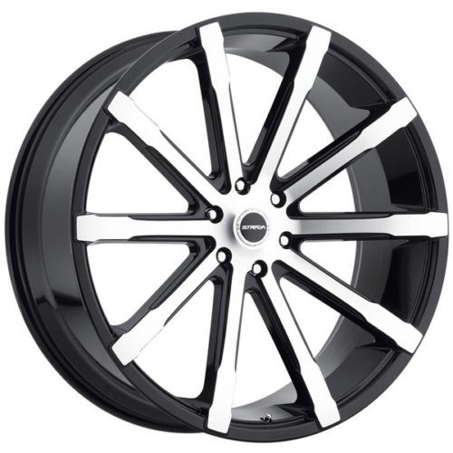 STRADA WHEELS Wheel OSSO 24X10