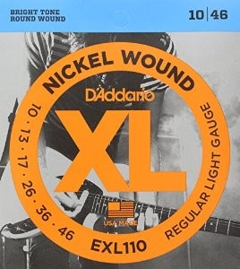 D'ADDARIO Musical Instruments Part/Accessory EXL110