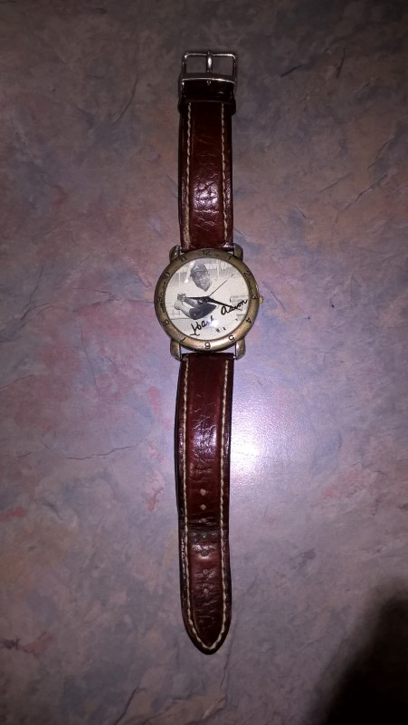 HANK AARON Gent's Wristwatch WRIST WATCH