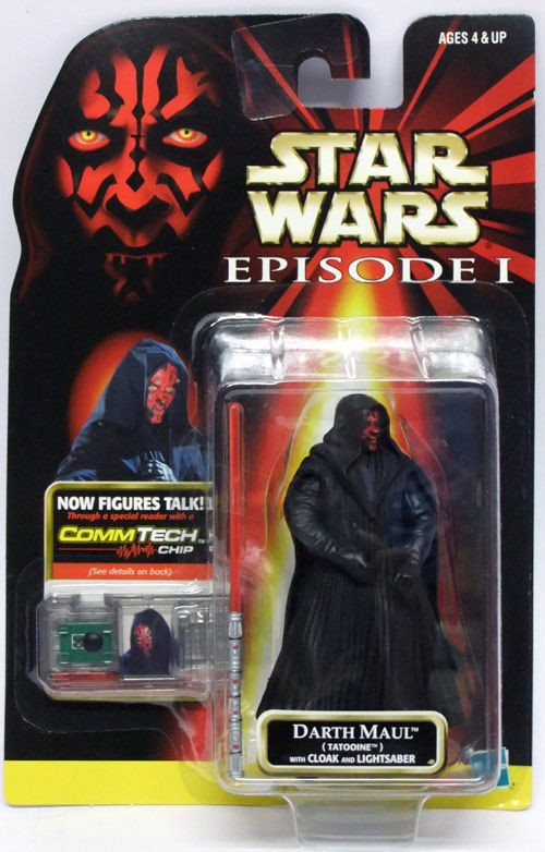 STAR WARS Doll 84134 DARTH MAUL