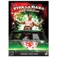 DVD BOX SET DVD VIVA LA RAZA THE LEGACY OF EDDIE GUERRERO