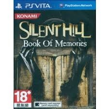 SONY Sony PS VITA Game SILENT HILL BOOK OF MEMORIES