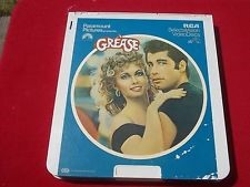 CED Vintage Movie & Photography GREASE