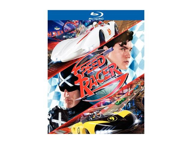 BLU-RAY MOVIE Blu-Ray SPEED RACER