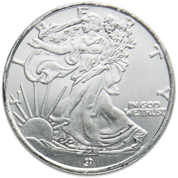 UNITED STATES Silver Coin 1/10TH OZ SILVER EAGLE