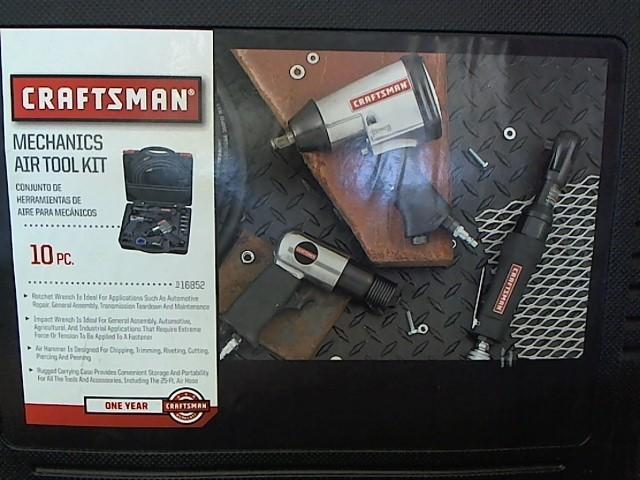 CRAFTSMAN Sockets/Ratchet 934845