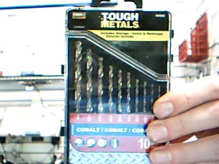 TOUGH BUILT Drill Bits/Blades METALS 499800